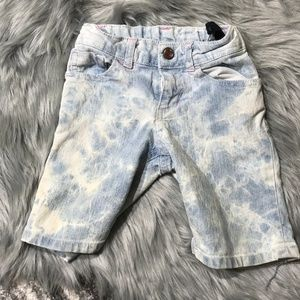 Sonoma Girls Acid washed Bermuda shorts